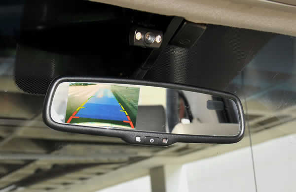 Câmeras de ré são obrigatórias para veículos do transporte escolar