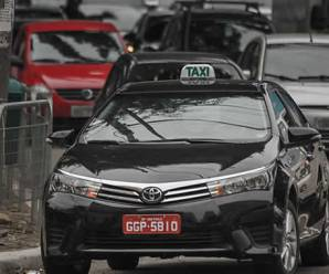 Justiça atende recurso de motoristas e extingue 'táxi preto' em São Paulo