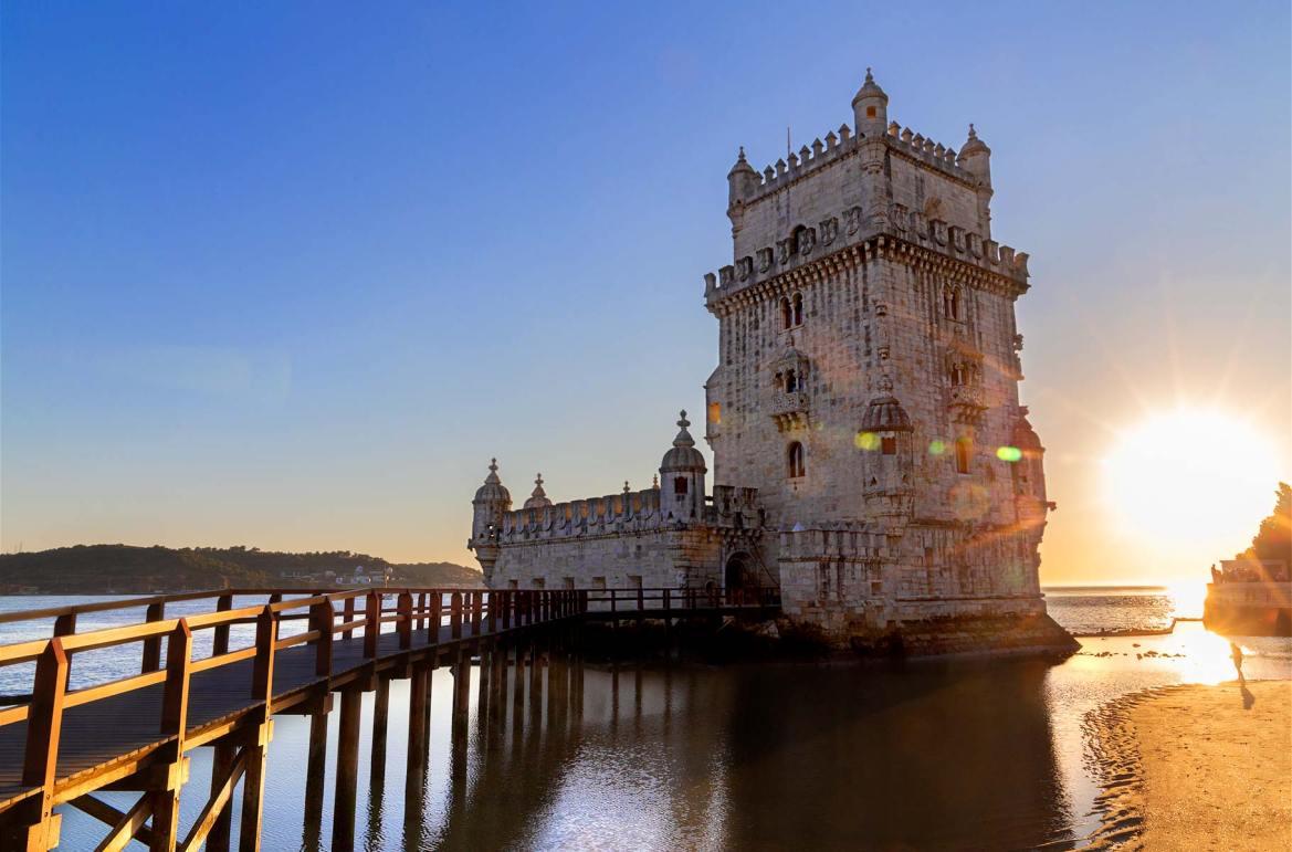 Fotos de viagem - Torre de Belém, Lisboa (Portugal)