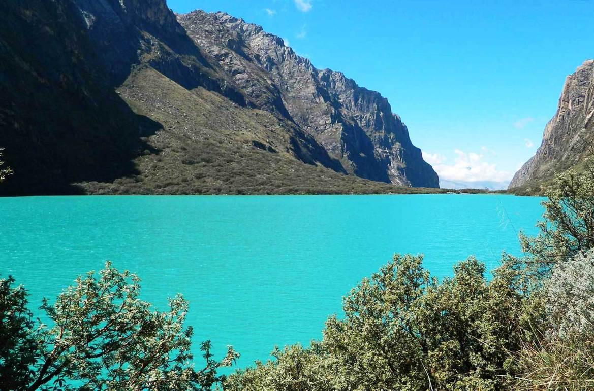 Fotos de viagem - Llaganuco, Huaraz (Peru)