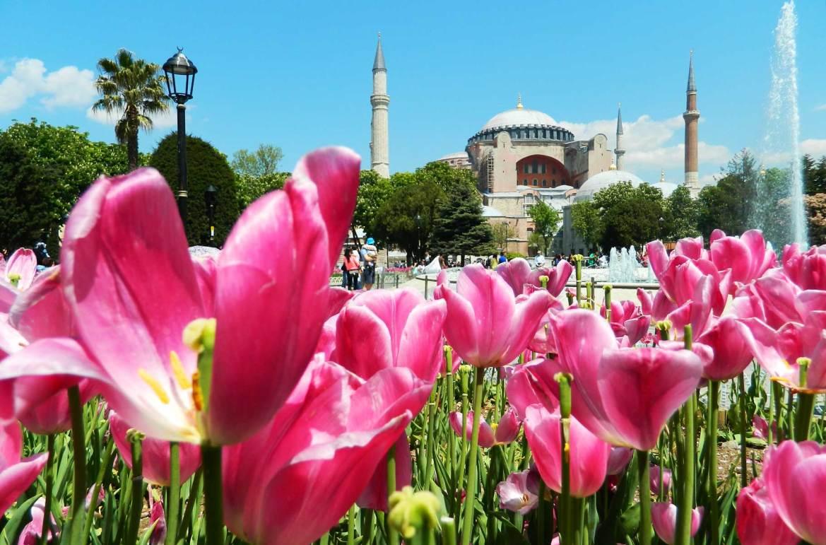 Fotos de viagem - Hagia Sofia, Istambul (Turquia)