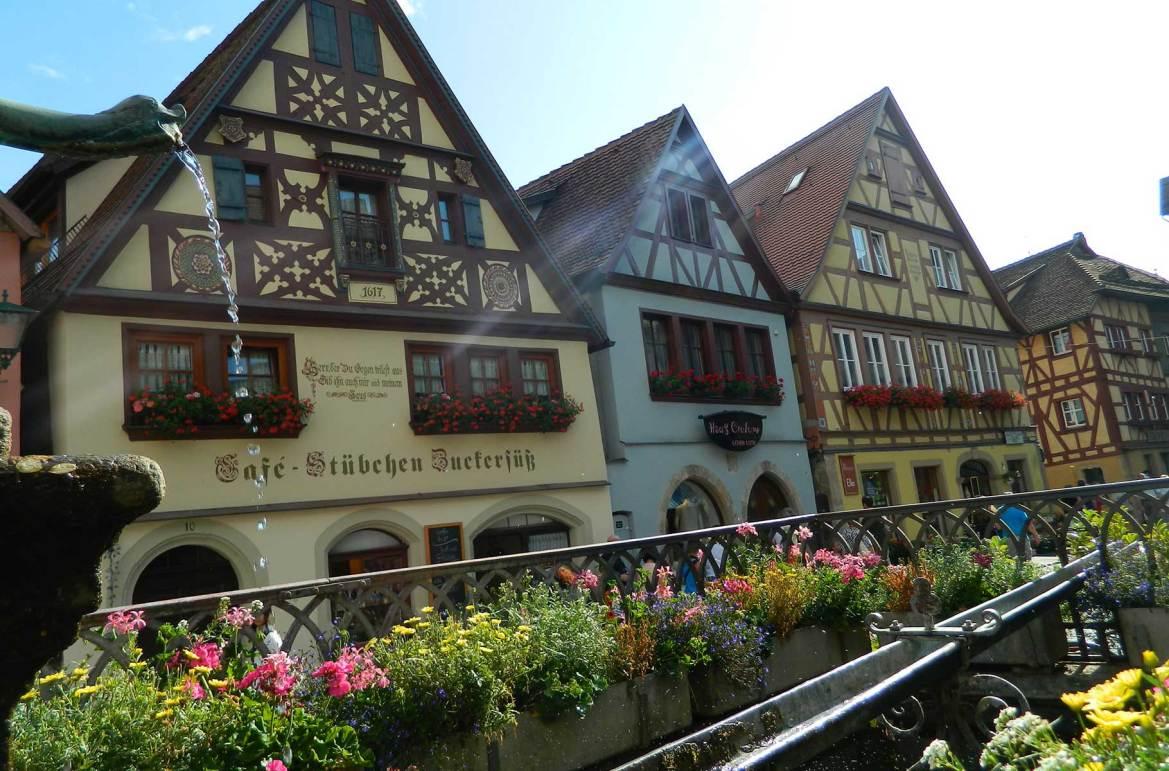 Fotos de viagem - Rothenburg ob der Tauber (Alemanha)