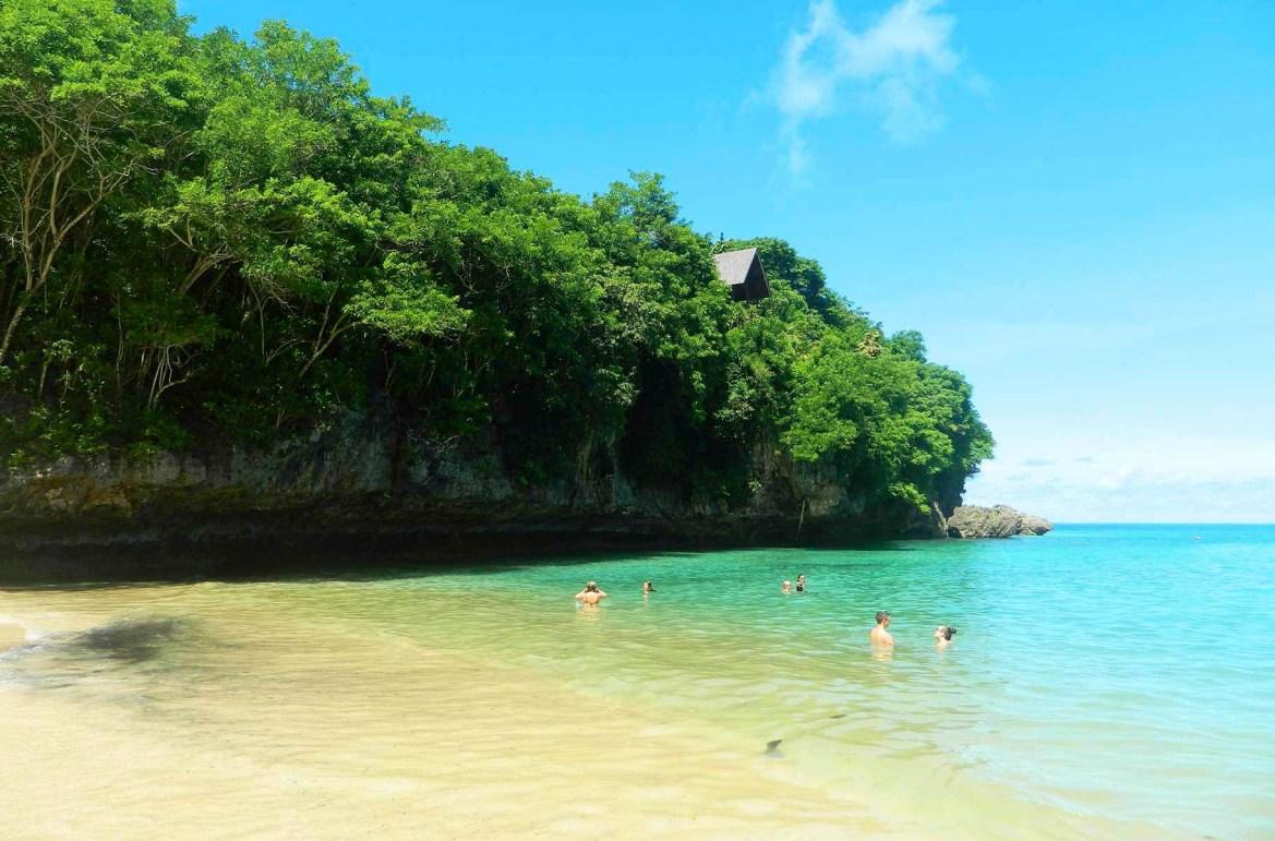 Praias mais lindas do mundo - Praia de Padang Padang, na Ilha de Bali (Indonésia)