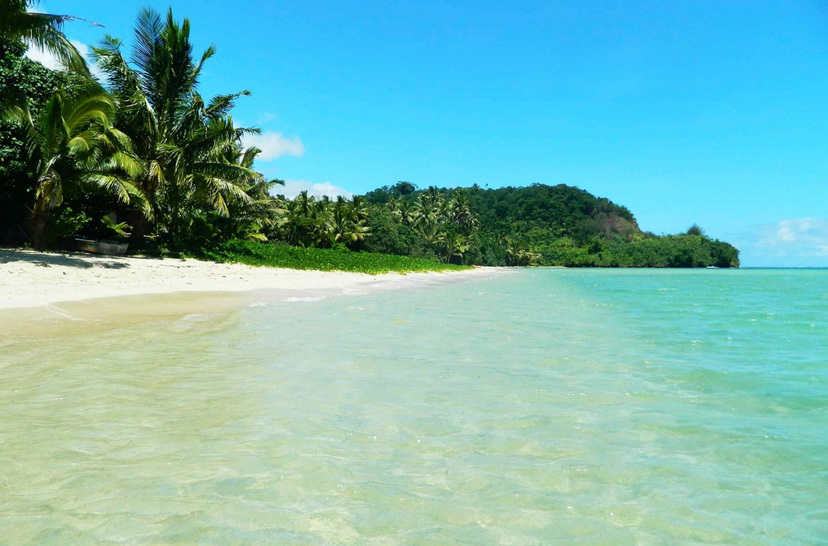Praias mais lindas do mundo - Coral Coast, na Ilha Viti Levu (Fiji)