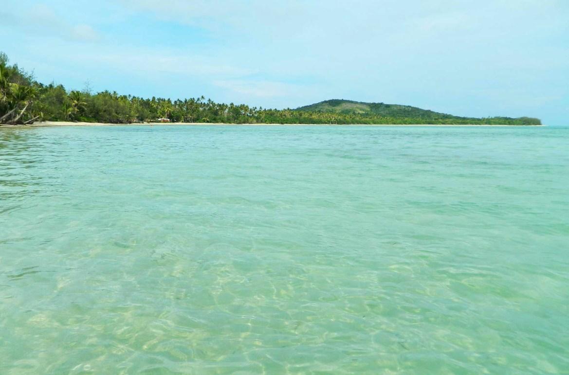 Praias mais lindas do mundo - Longbeach, na Ilha Matacawalevu, Arquipélago das Yasawa (Fiji)