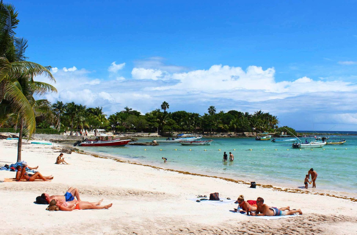 Praias mais lindas do mundo - Praia de Akumal, na Riviera Maia (México)