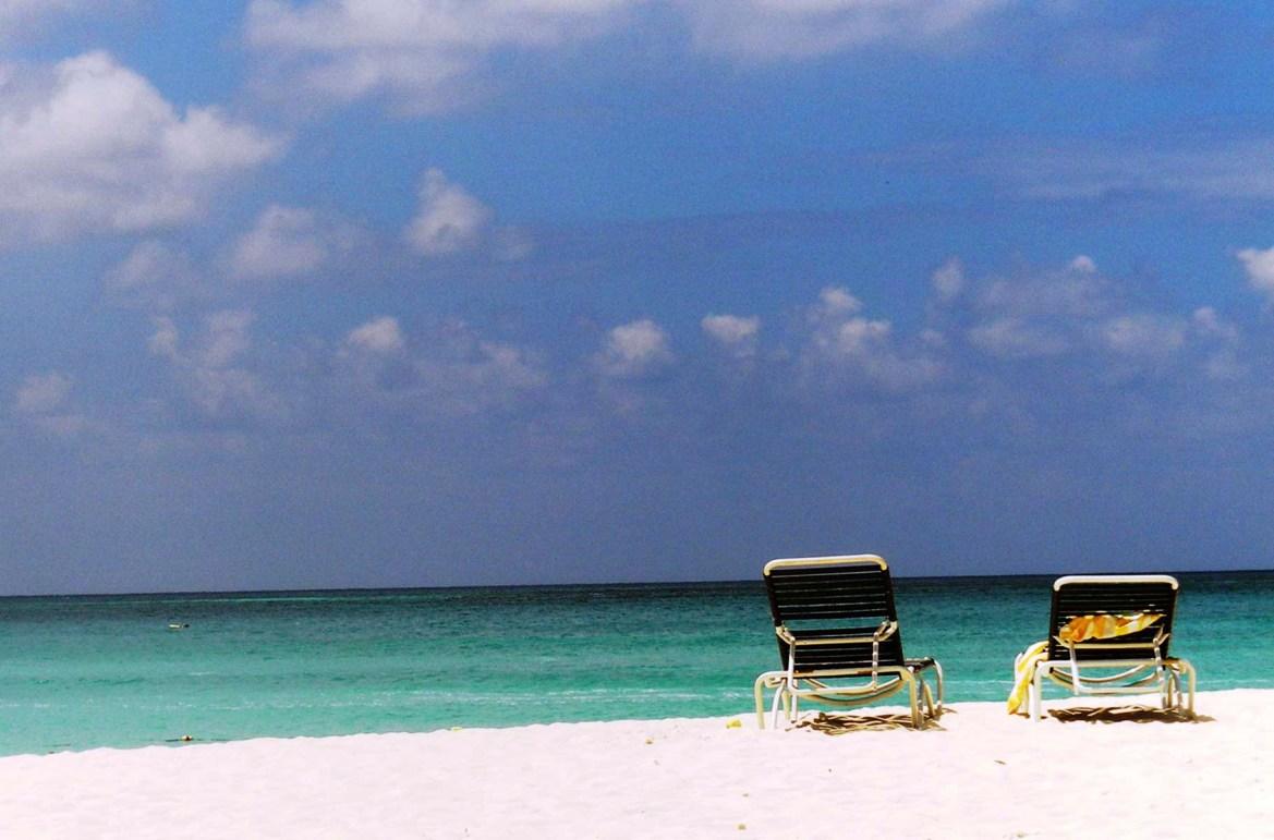 Praias mais lindas do mundo - Eagle Beach, na Ilha de Aruba (Caribe)