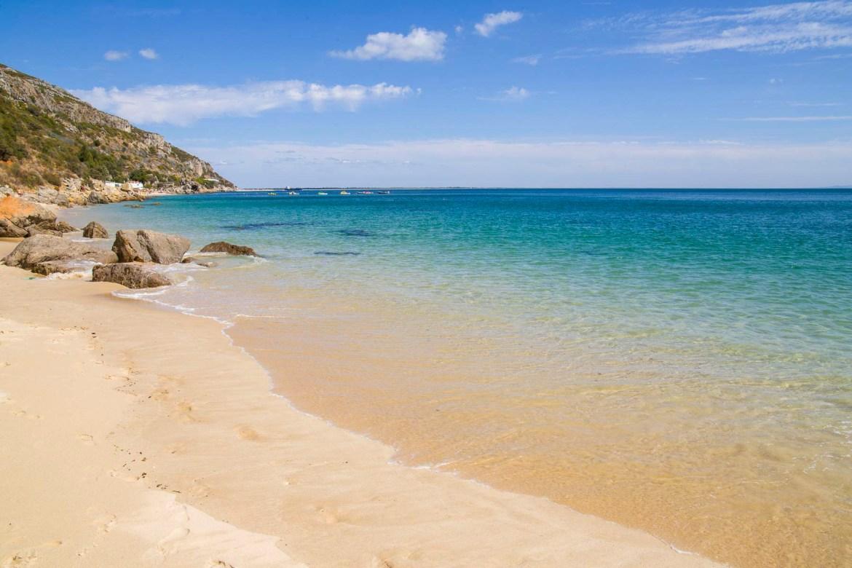 Praias mais lindas do mundo - Praia de Galapinhos (Portugal)