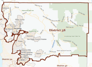 California State Senate District 38