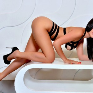 VIP Escort Ibiza girl Lana ass