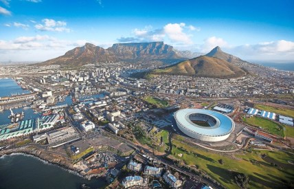 Cape Town boasts natural beauty, a world-renowned food and wine scene. - Photo from Cape Town Tourism/Fort Worth Star-Telegram/ McClatchy-Tribune Information Services