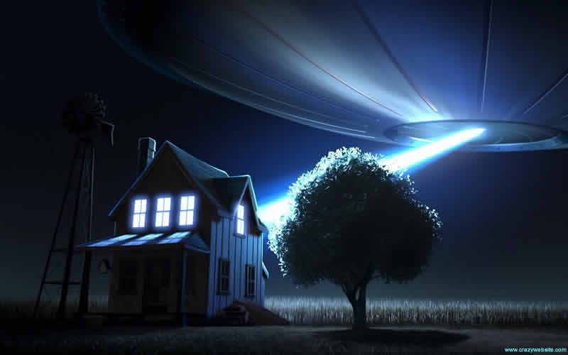 Few alien abduction cases reported despite publicity, state police say