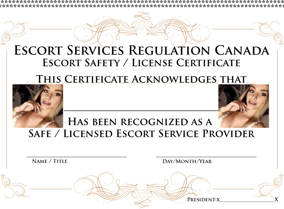 Escort Safety Permit id