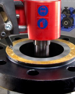 Flange Facing Tool