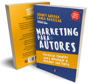 Livro marketing para Autores