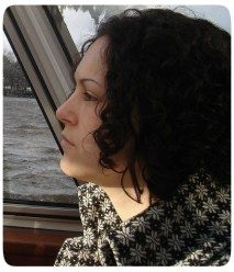 Ana Raspini, Poeta e Professora