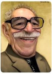 Gabriel Garcia Márquez porToscano