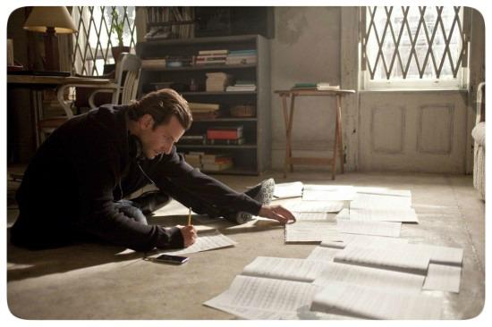 """Cena do Filme """"Sem Limites"""" - Bradley Cooper"""