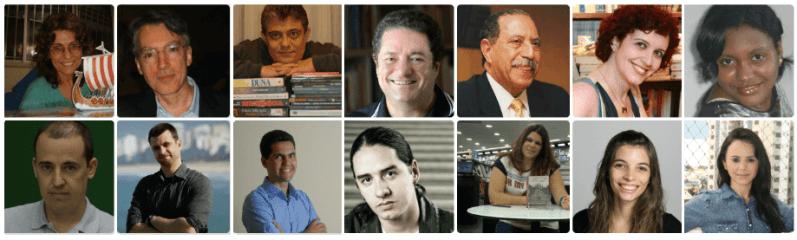 "Escritores Inéditos no eBook ""7 coisas que aprendi"""