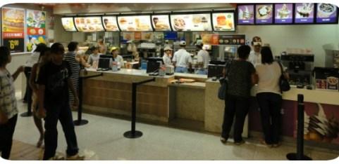 Lanchonete Fast Food