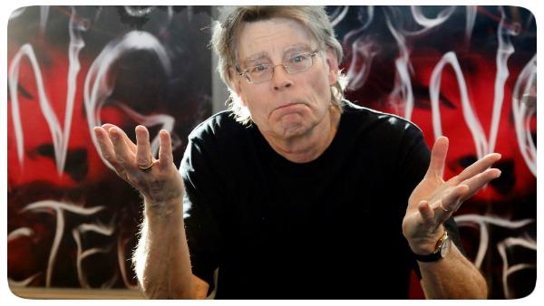 Stephen King, o mestre do Terror e do Suspense