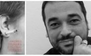"""Alex Andrade e seu livro """"Amores, truques e outras versões"""""""