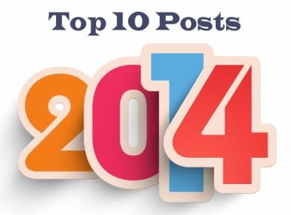 TOP 10 Posts do Escriba Encapuzado - 2014