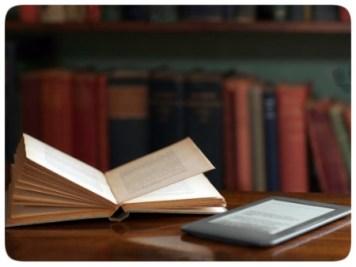 Livro e Kindle