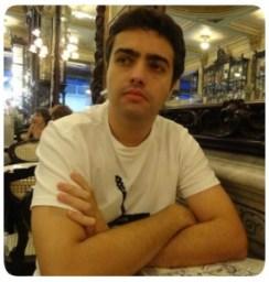 Escritor Anderson Henrique
