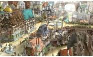 Fantasia - Cidade Medieval - RPG - Fantasia