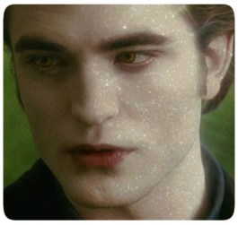 Twillight - Edward - Sparkling Vampire