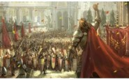 Fantasia - Rei - Sociedade - Guerreiros - Soldados