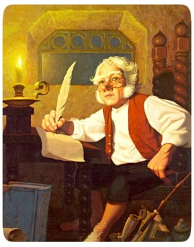 O Hobbit - J. R. R. Tolkien - Bilbo Bolseiro
