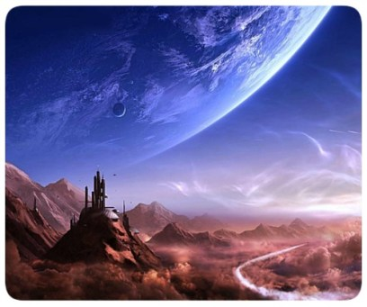 SciFi - Fantasy - Alien World
