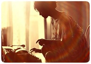 Escrita - Produtividade - Dicas - Saúde - Máquina de Escrever