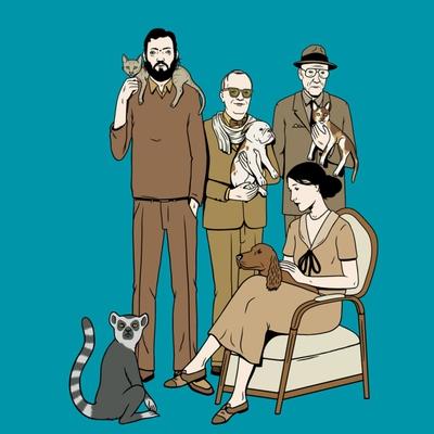 Perros, gatos y lémures
