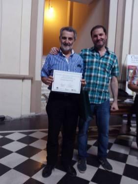 Guillermo Inchauspe, 2º Premio - Categoría Principiantes - Cuentos de la Biblioteca 2015