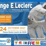 Affiche Challenge E.Leclerc LisieuxYoutube