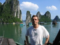 Vietnam-baie halong