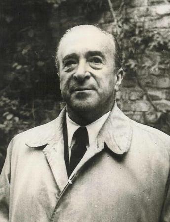 El periodista y escritor Julio Camba.