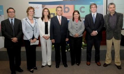 Mesa Directiva Congreso Educación y TIC. Telefónica Ecuador.