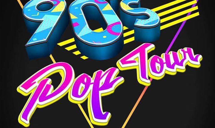 90's Pop Tour: ¡El pop de los 90 está de regreso!