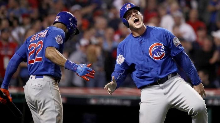 Se acaba la maldición para los Cachorros de Chicago al ganar la Serie Mundial