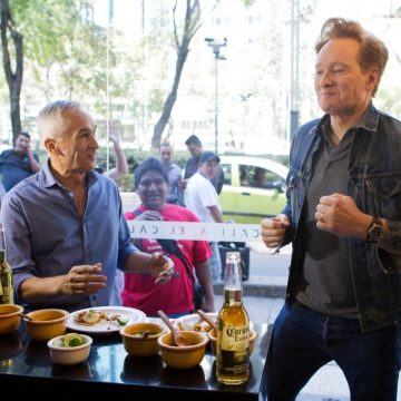 Conan O'Brien estrena Without Borders, Made In Mexico
