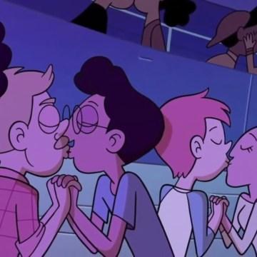 Disney presenta por primera vez a pareja abiertamente gay