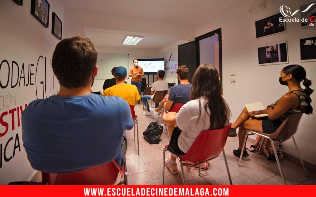 Curso de Cine de Verano: Masterclass con el director y productor de cine Ezekiel Montes