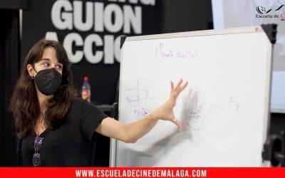 La ganadora del Goya Marina Parés, nueva profesora de la Escuela de Cine de Málaga