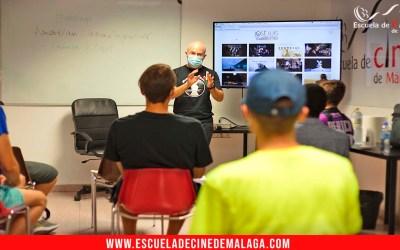 Curso de Cine de Verano:  Master Class con el Director de Fotografía José Luis Pecharromán