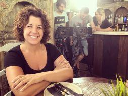 Cortometraje 33% Elena Kunitsyna Escuela Cine Malaga Actor Actriz Rodaje Cursos Casting Making Off Rodaje 7