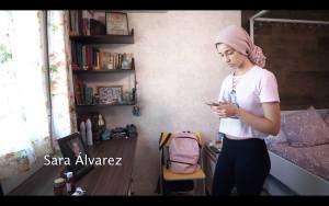 Cortometraje La Montaña Maria Fortes Escuela Cine Malaga Actor Actriz Rodaje Cursos Casting1